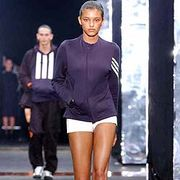Y3 Spring 2003 Ready-to-Wear Collection 0001