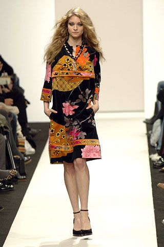 Leonard Fall 2006 Ready-to-Wear Collections 0001