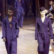 Yohji Yamamoto Spring 2003 Ready-to-Wear Collection 0001