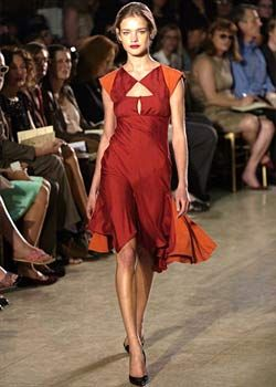 Zac Posen Spring 2003 Ready-to-Wear Collection 0001