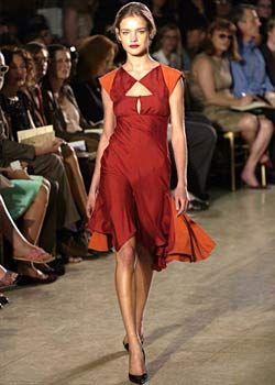 Zac Posen Spring 2003 Ready-to-Wear Collection 0001