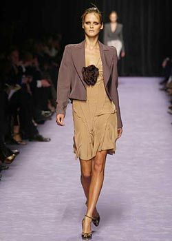 YSL Rive Gauche Spring 2003 Ready-to-Wear Collection 0001