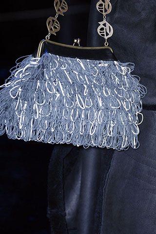 John Galliano Fall 2006 Ready-to-Wear Detail 0001