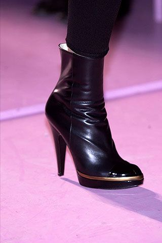 YSL Rive Gauche Fall 2006 Ready-to-Wear Detail 0001