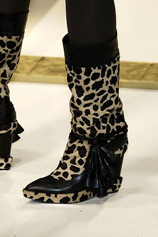 Kenzo Fall 2006 Ready-to-Wear Detail 0001