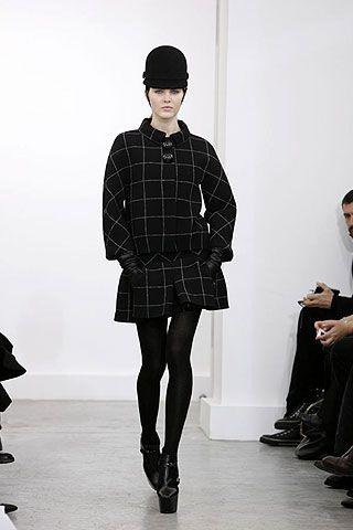 Balenciaga Fall 2006 Ready-to-Wear Collections 0001