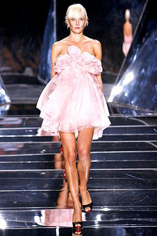 Marchesa Spring 2007 Ready-to-wear Collections 0001