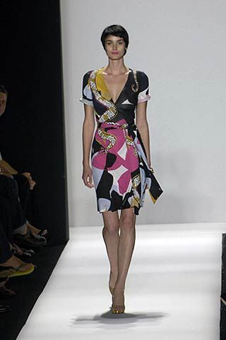 Diane von Furstenberg Spring 2007 Ready-to-wear Collections 0001