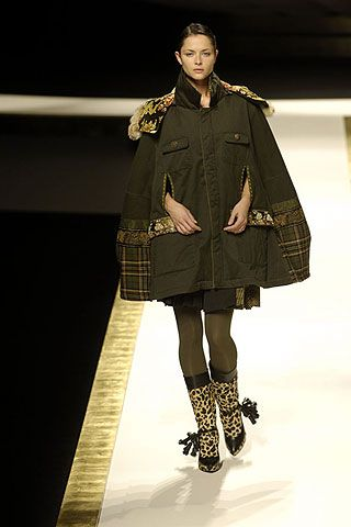 Kenzo Fall 2006 Ready-to-Wear Collections 0001