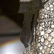 Valentino Fall 2006 Haute Couture Detail 0001