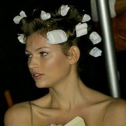 BCBG Max Azria Spring 2007 Ready-to-wear Backstage 0001