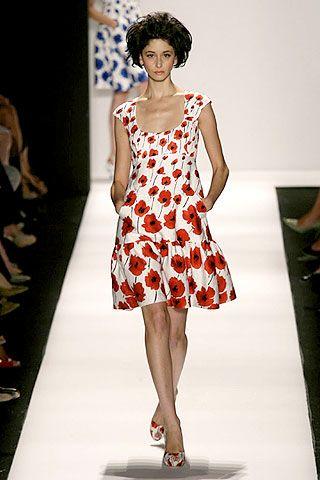 Oscar De La Renta Spring 2007 Ready-to-wear Collections 0001