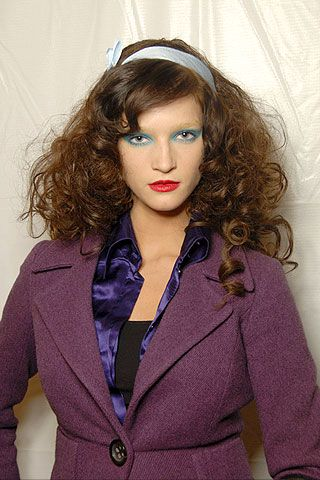 Betsey Johnson Spring 2007 Ready-to-wear Backstage 0001
