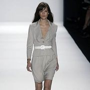 Bill Blass Spring 2007 Ready-to-wear Collections 0001