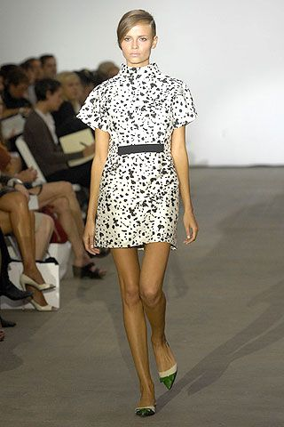Behnaz Sarafpour Spring 2007 Ready-to-wear Collections 0001