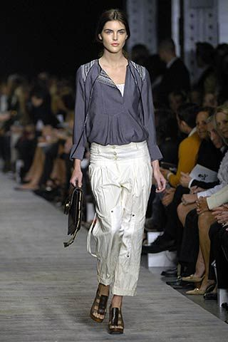 Derek Lam Spring 2007 Ready-to-wear Collections 0001