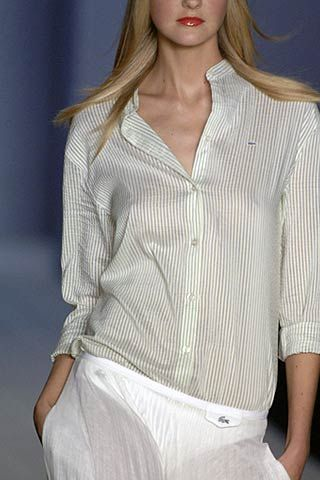 Lacoste Spring 2007 Ready-to-wear Detail 0001
