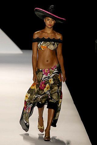 Gottex Spring 2007 Ready-to-wear Collections 0001