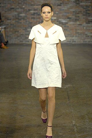 Narciso Rodriguez Spring 2007 Ready-to-wear Collections 0001