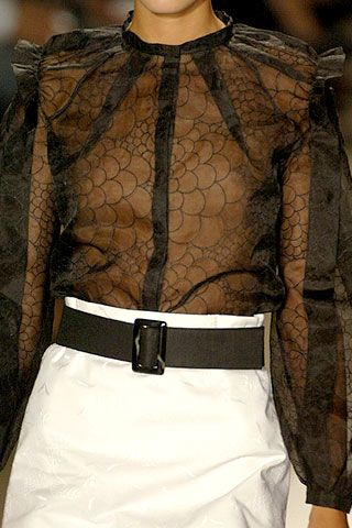 Tuleh Spring 2007 Ready-to-wear Detail 0001
