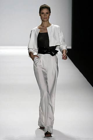 Carmen Marc Valvo Spring 2007 Ready-to-wear Collections 0001