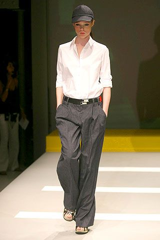 DKNY Spring 2007 Ready-to-wear Collections 0001