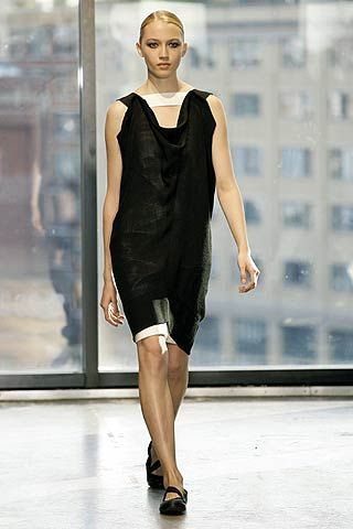 Zero Maria Cornejo Spring 2007 Ready-to-wear Collections 0001