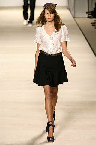 Marc by Marc Jacobs Spring 2007 Ready-to-wear Collections 0001