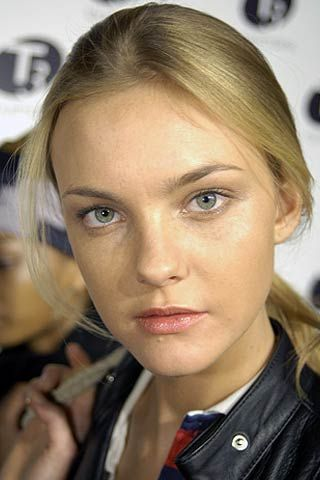 Derek Lam Spring 2007 Ready-to-wear Backstage 0001