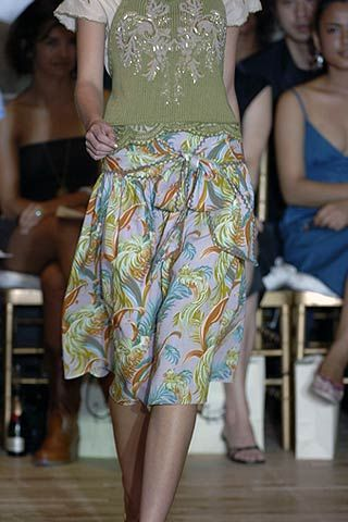 James Coviello Spring 2007 Ready-to-wear Detail 0001