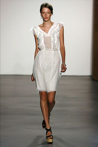 Verrier Spring 2007 Ready-to-wear Collections 0001