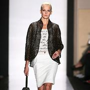 Chado Ralph Rucci Spring 2007 Ready-to-wear Collections 0001