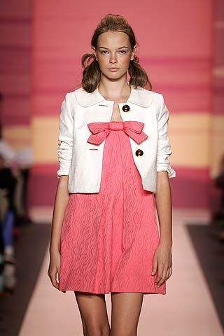 Milly Spring 2007 Ready-to-wear Collections 0001