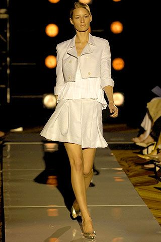 Douglas Hannant Spring 2007 Ready-to-wear Collections 0001