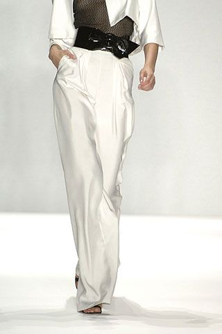 Carmen Marc Valvo Spring 2007 Ready-to-wear Detail 0001