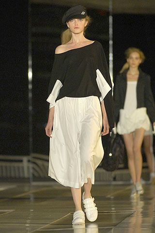 Y3 Spring 2007 Ready-to-wear Collections 0001