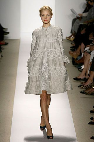 Peter Som Spring 2007 Ready-to-wear Collections 0001