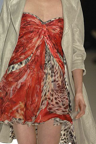 Carlos Miele Spring 2007 Ready-to-wear Detail 0001