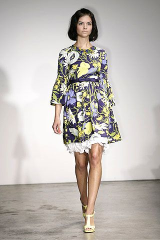 Rebecca Taylor Spring 2007 Ready-to-wear Collections 0001