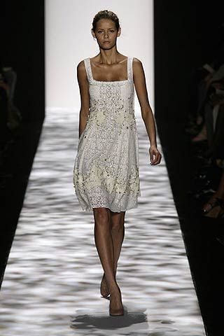 Badgley Mischka Spring 2007 Ready-to-wear Collections 0001
