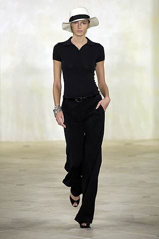 Ralph Lauren Spring 2007 Ready-to-wear Collections 0001