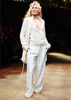 Guy Laroche Spring 2003 Ready-to-Wear Collection 0001