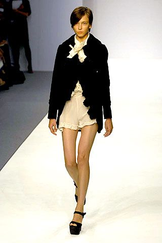 John Rocha Spring 2007 Ready-to-wear Collections 0001