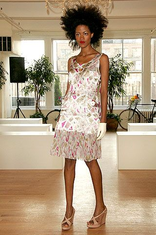 Beckerman Spring 2007 Ready-to-wear Collections 0001