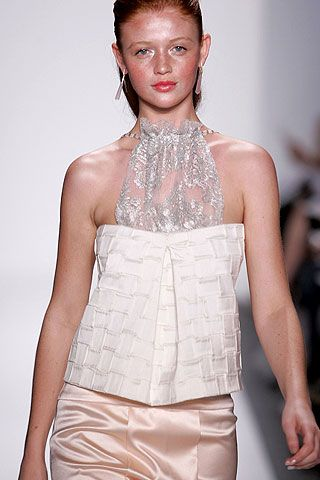 Gustavo Arango Spring 2007 Ready-to-wear Detail 0001
