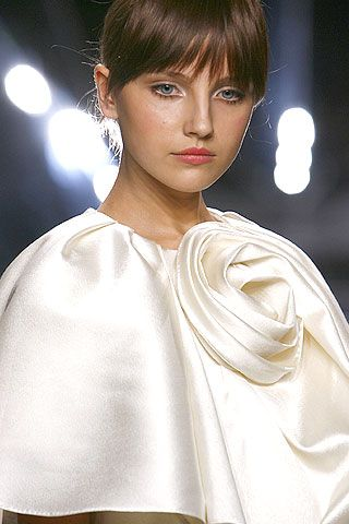 Marchesa Spring 2007 Ready-to-wear Detail 0001
