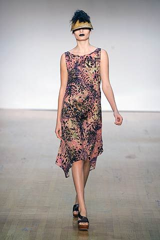 Rachel Comey Spring 2007 Ready-to-wear Collections 0001
