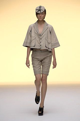 Emma Cook Spring 2007 Ready-to-wear Collections 0001