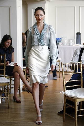 Rachel Roy Spring 2007 Ready-to-wear Collections 0001