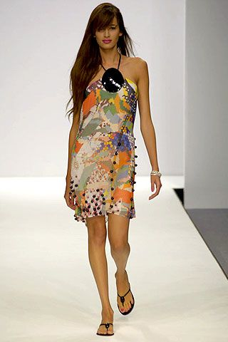 Ben de Lisi Spring 2007 Ready-to-wear Collections 0001